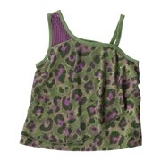 Justice Girls Sequined Camo Graphic T-Shirt