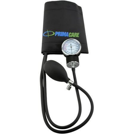 Aneroid Sphygmomanometer with Adult-Size Cuff - PrimaCare ds-9192