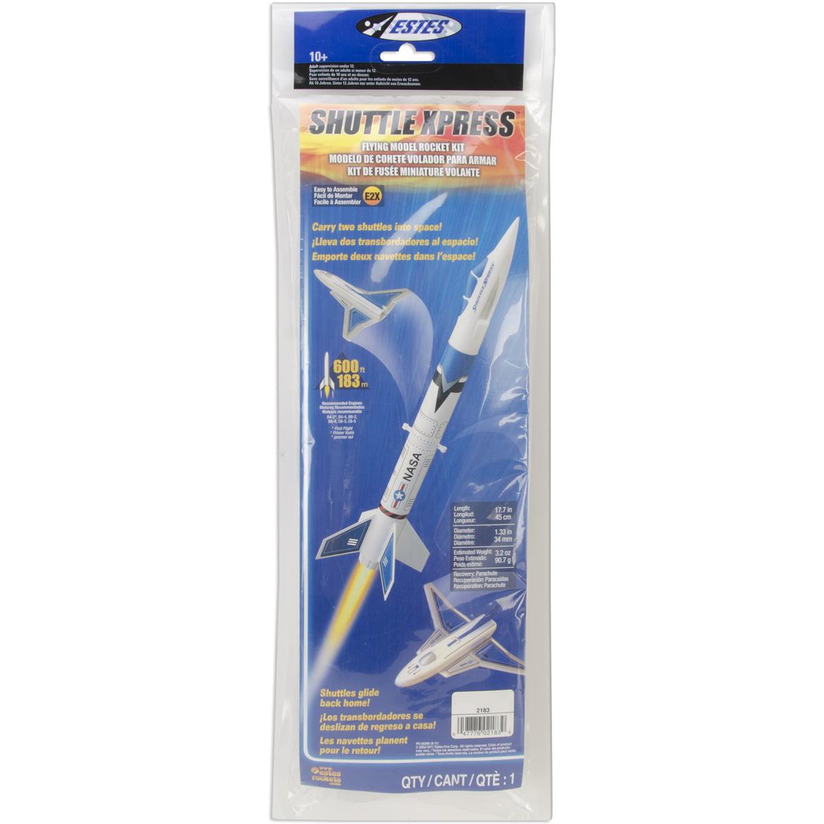 Estes Rocket Kit-Shuttle Xpress by Estes-Cox Corp