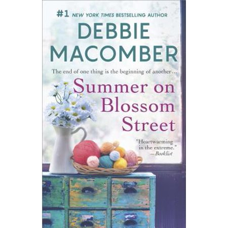Summer on Blossom Street : A Romance Novel (Best Romance Novels 2019)