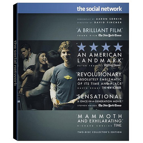 The Social Network (Blu-ray) (Widescreen)