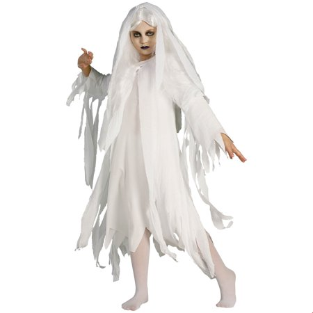 Girls Ghostly Spirit Costume - Halloween Spirit Houston