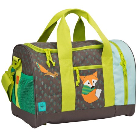 Lassig Kids Mini Duffel Bag, Little Tree Fox
