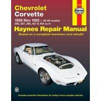 Chevrolet Corvette (68-82) Haynes Repair Manual