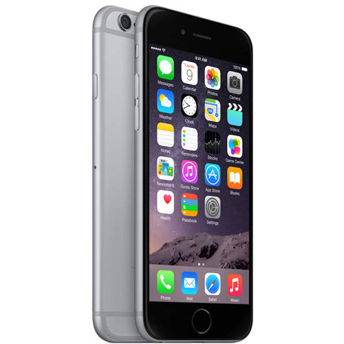 locked iphone 6 iphone 6 128gb refurbished verizon locked walmart 12592