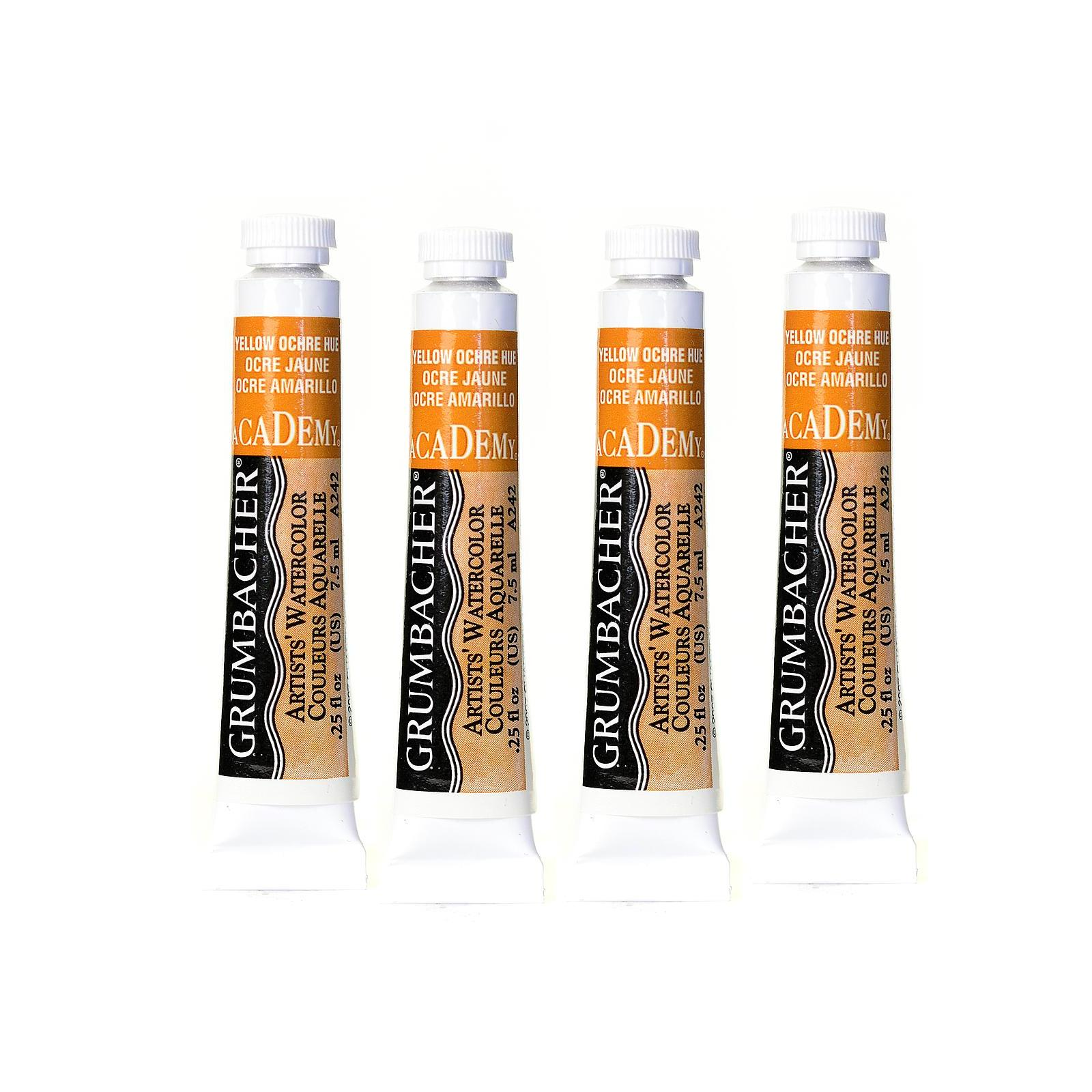 Academy Watercolors cadmium orange hue (pack of 4)