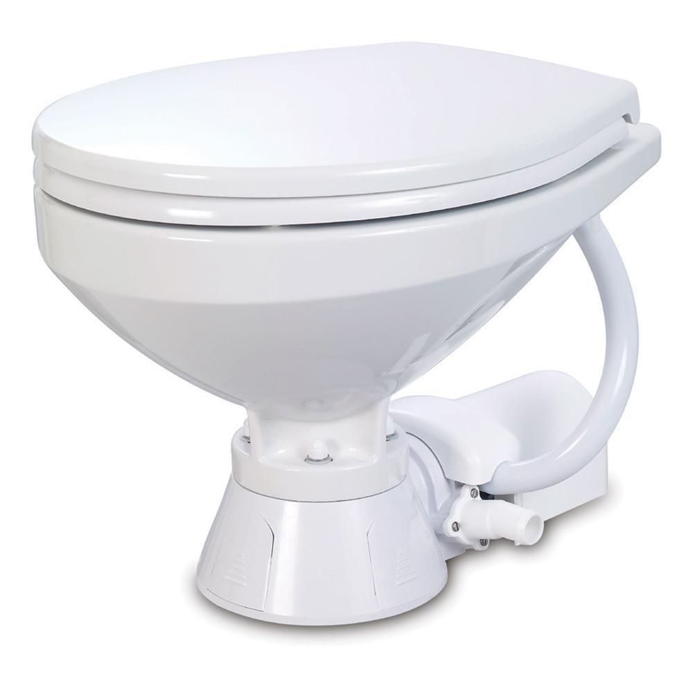 Jabsco Electric Marine Toilet - Compact Bowl - 24V - image 1 of 1