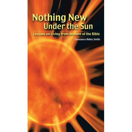 Nothing New Under the Sun - eBook (Sunz Of Man Nothing New Under The Sun)