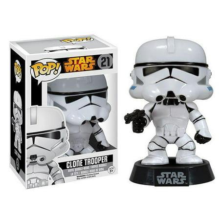 Funko Pop  Star Wars Clone Trooper
