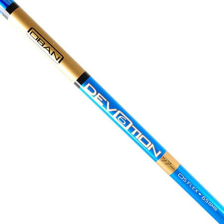 Oban Devotion 8 Graphite Shaft + Adapter & Grip