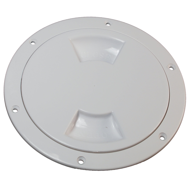 """RV Designer E575 White 5"""" RV Access Hatch"""
