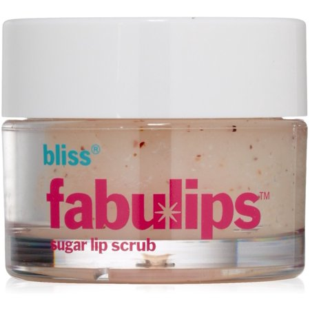 6 Pack - Bliss Fabulips Sugar Lip Scrub 0.5 oz