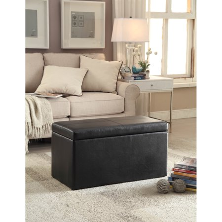 Astonishing Rectangular Tufted Storage Ottoman Multiple Colors Brickseek Gmtry Best Dining Table And Chair Ideas Images Gmtryco