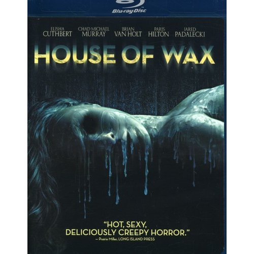 HOUSE OF WAX (2005/BLU-RAY/WS 1.85/5.1/ENG-FR-SP-SUB)