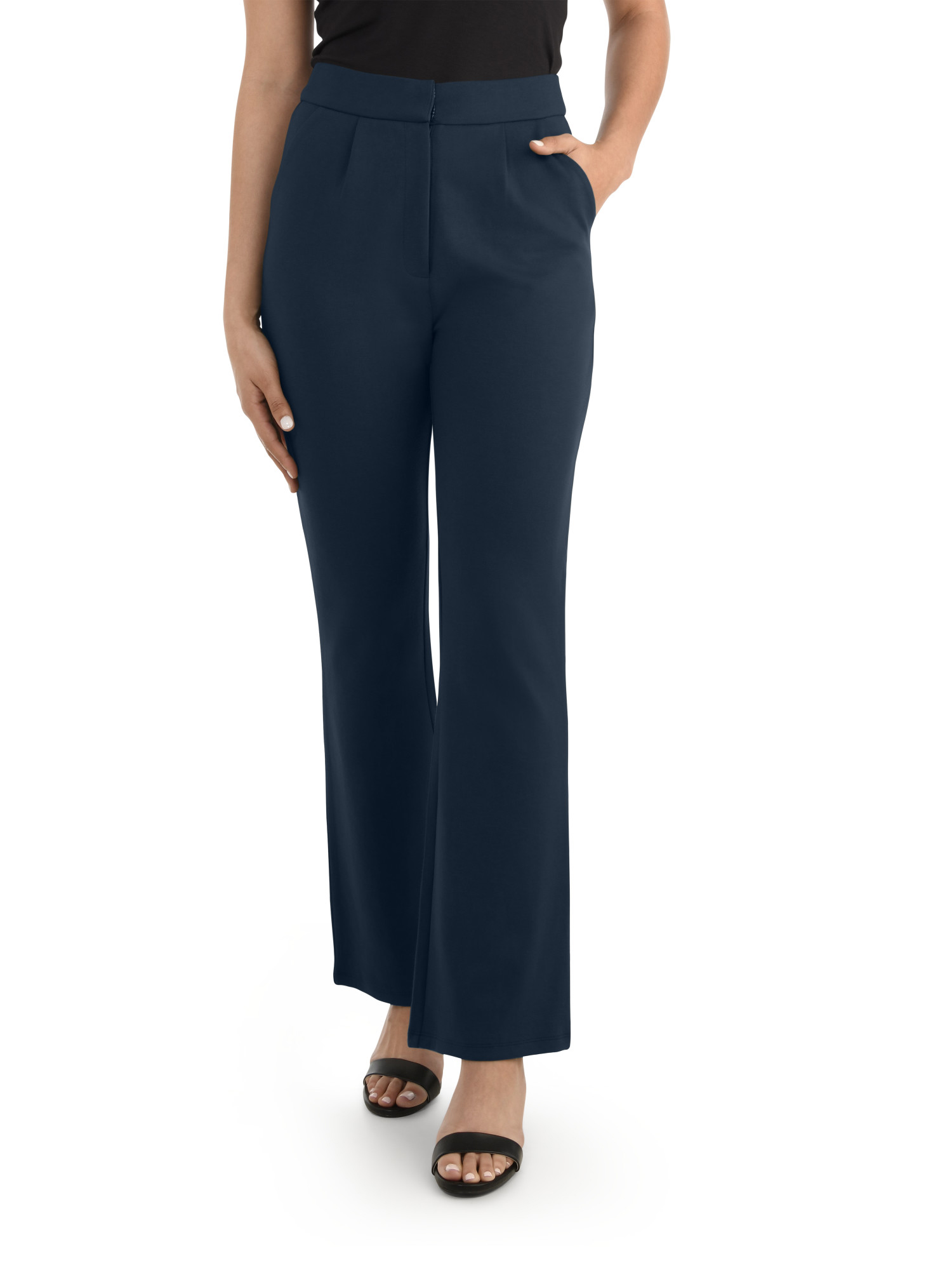 Women's Fit & Flare Pant, Available in Sizes up to 2XL