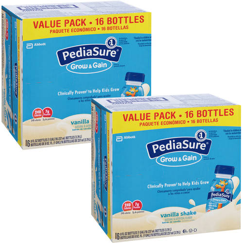 PediaSure Vanilla, 16 Pack (Save when you buy 2)