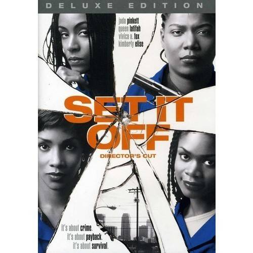 Set It Off (Director's Cut) (Widescreen, Full Frame)