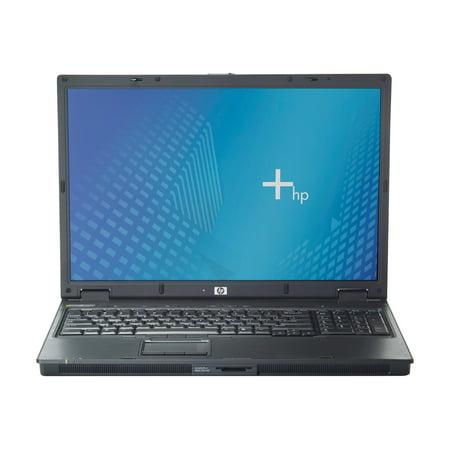HP Compaq Business Notebook nx9420 - Core 2 Duo T7200 / 2 GHz - Win XP Pro - 1 GB RAM - 100 GB HDD - DVD SuperMulti DL - 17