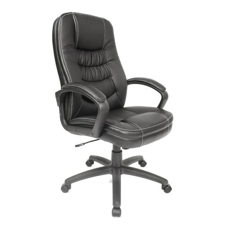 Soft Touch Highback Leather Executive Chair