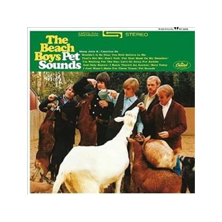 Pet Sounds [Mono] (Vinyl) (Mono) (Pet Vinyl)