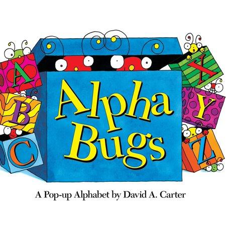 Alpha Bugs : A Pop-up Alphabet - Build A Bug