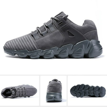 - Meigar Men's Breathable Suede Sneakers Trekking Shoes Running Athletic Hiking Outdoor