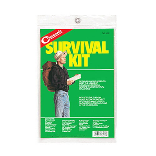 Click here to buy Coghlan's Survival Kit by Coghlan's, Ltd.