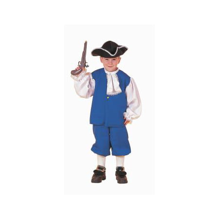 COSTUME-CH. COLONIAL BOY SMALL](Boys Colonial Costume)