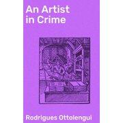 An Artist in Crime - eBook