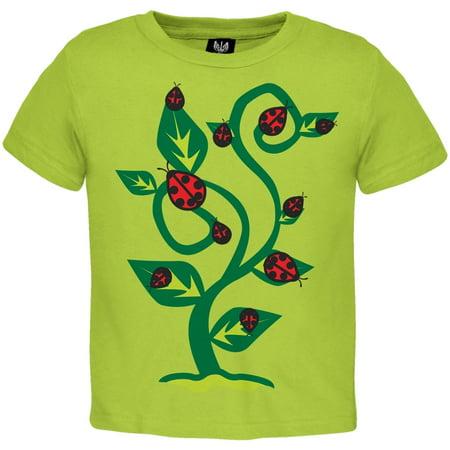Lady Bugs Toddler T-Shirt -