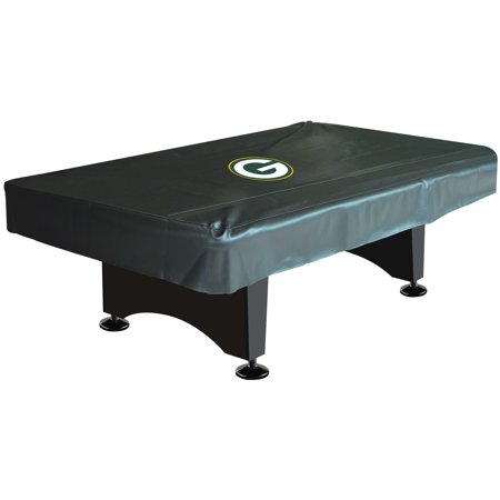 Green Bay Packers 8' Deluxe Pool Table Cover - No