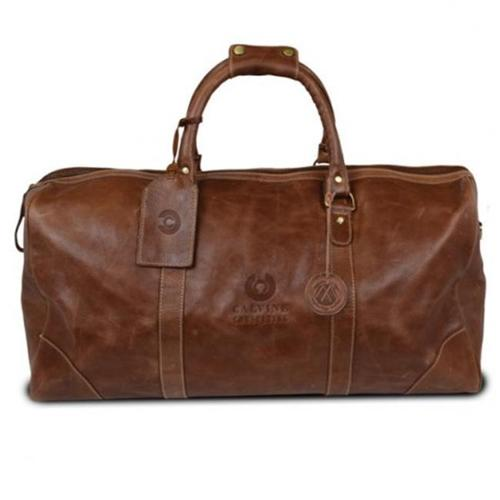 Andrew Philips AP3360 Westbridge Large Leather Duffel