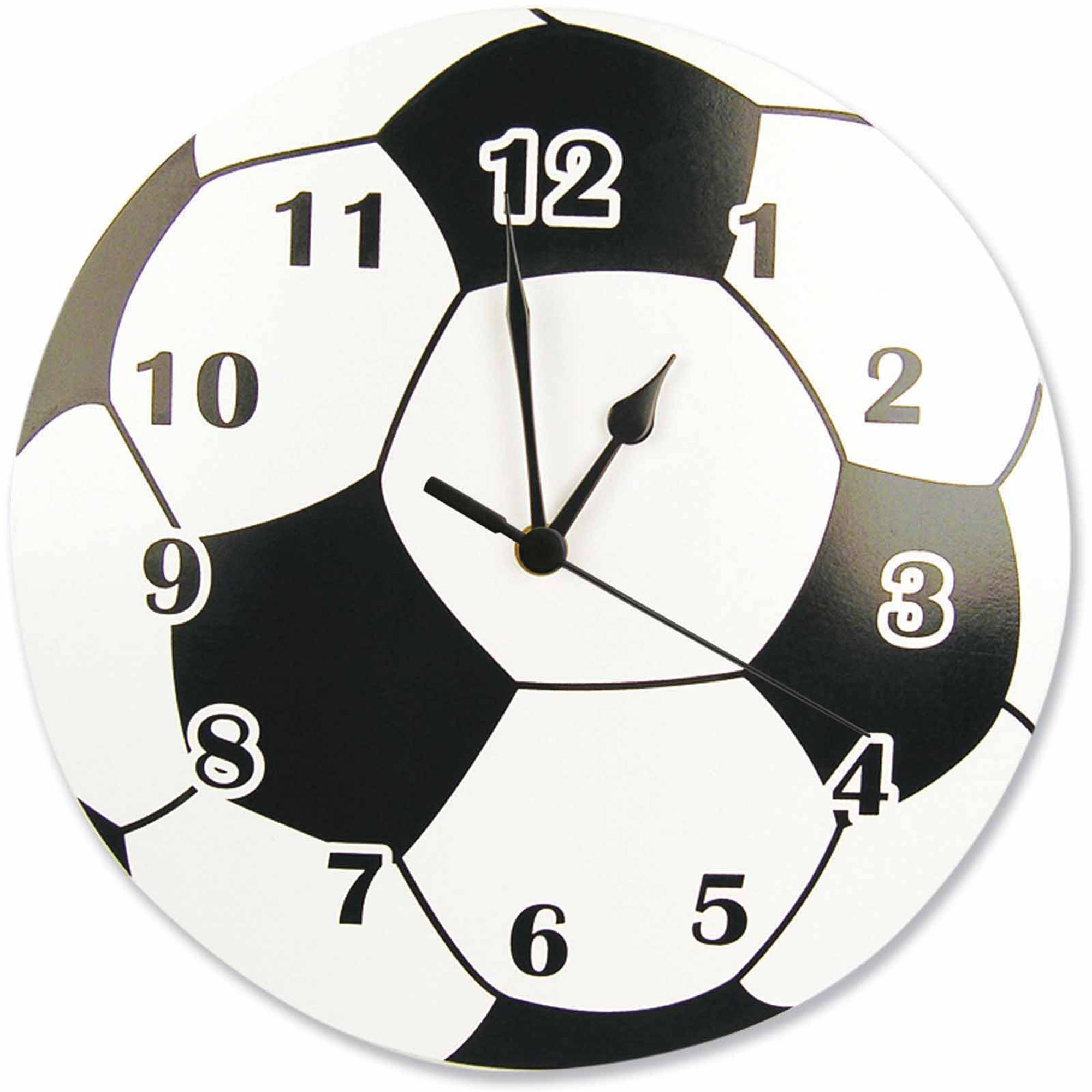 Trend Lab Soccer Wall Clock
