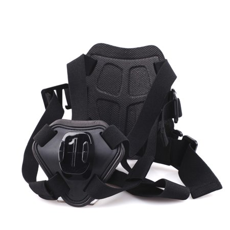 Quick Release Dog Pet Harness Chest Strap Back Mount Fetch Accessories For GoPro 2 3+ 4 - Fp Pro Harness