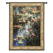Fine Art Tapestries Summer Lily Wall Tapestry