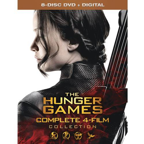 The Hunger Games Collection (DVD + Digital Copy) (With INSTAWATCH)