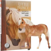 Breyer Horse Figurine and Book Set, Little Prince by Generic