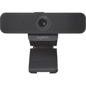 Logitech C925e Webcam - 30 fps - USB 2.0 - 1920 x 1080 Video - Auto-focus - Widescreen - Microphone - Notebook, Monitor (Fixed Focus Webcam)