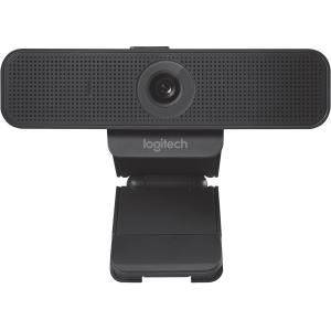 Logitech C925e Webcam - 30 fps - USB 2.0 - 1920 x 1080 Video - Auto-focus - Widescreen - Microphone - Notebook, Monitor