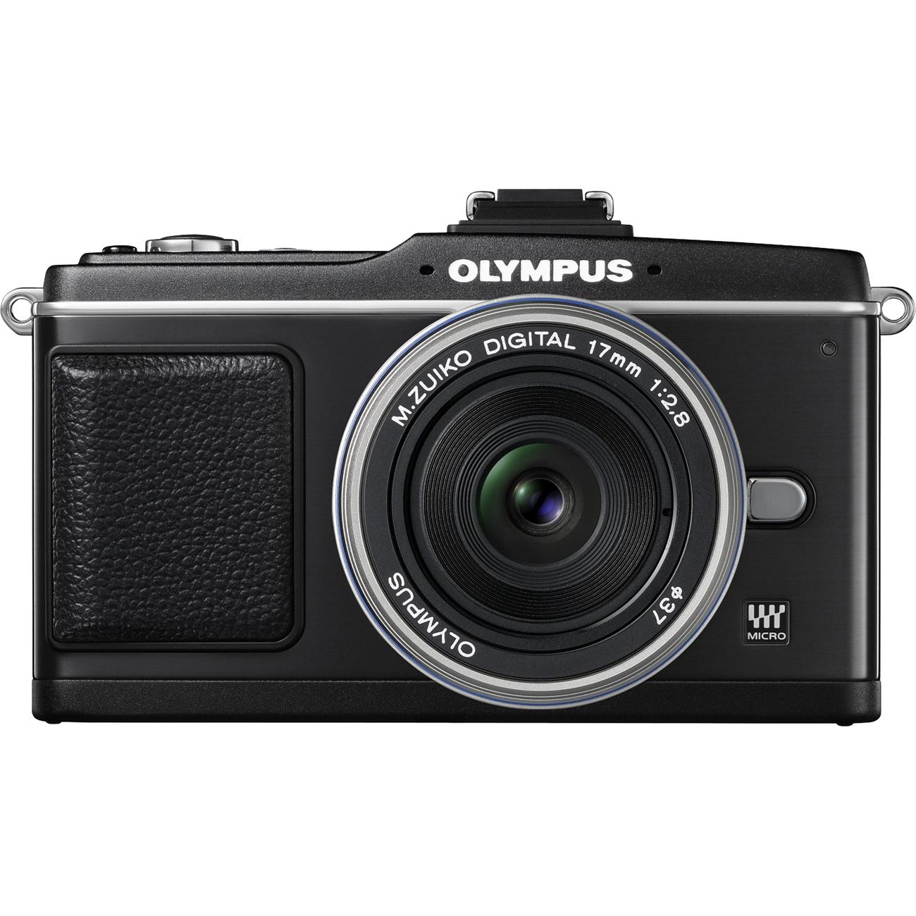 Olympus PEN E-P2 12.3 MP Micro Four Thirds Interchangeabl...