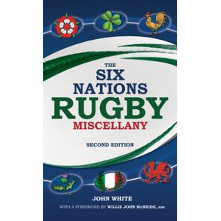 Six Nations Rugby Miscellany - eBook