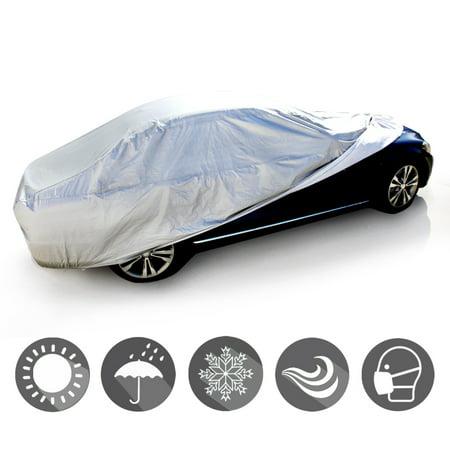 Waterproof Car Cover >> 93 14 Subaru Waterproof Car Soft Cotton Multi Layer Cover 460x165x120 Cm
