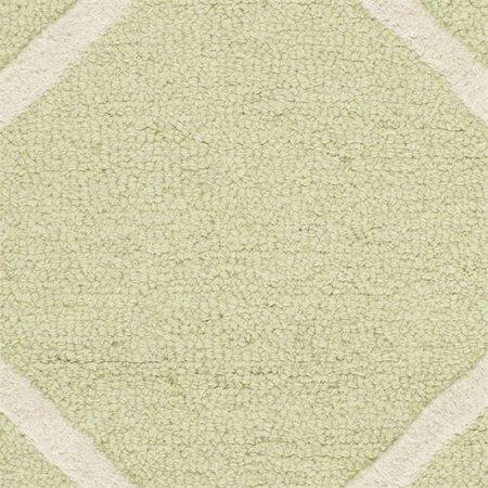Safavieh Cambridge 4' X 6' Hand Tufted Wool Rug - image 1 of 3