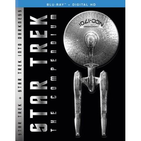 Star Trek  The Compendium   Star Trek   Star Trek Into Darkness  Blu Ray   Digital Hd