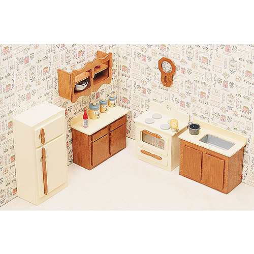 Dollhouse Furniture Kit-Kitchen