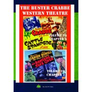 Buster Crabbe Western Theatre Vol 10 by