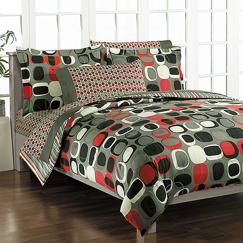 bed sets walmart opus 100 cotton comforter mini set walmart 10262