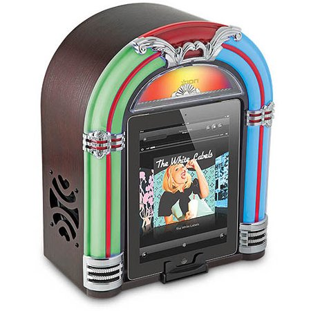 ION ISP25 Jukebox Dock with Bluetooth(R)
