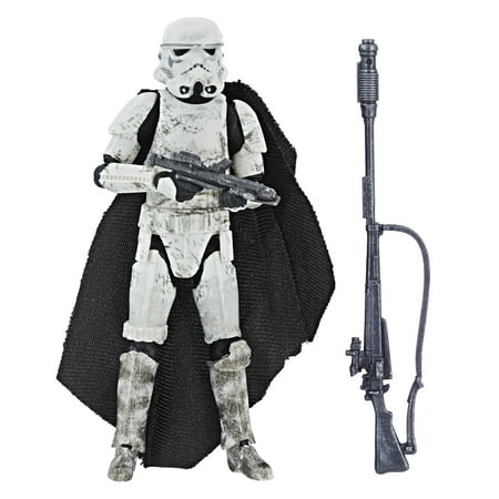 Star Wars The Vintage Collection Stormtrooper - Mimban](star wars mont blanc)