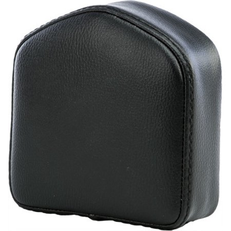 HardDrive Sissy Bar Pads, 6in. Short - Smooth